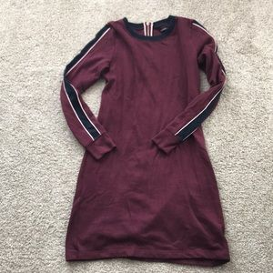 NWOT Abercrombie & Fitch sweater dress